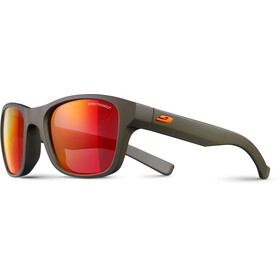 Julbo Reach Spectron 3CF Sunglasses Junior 6-10Y Army-Multilayer Red